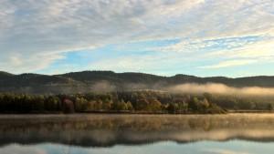 bergsvannethøstmorgen