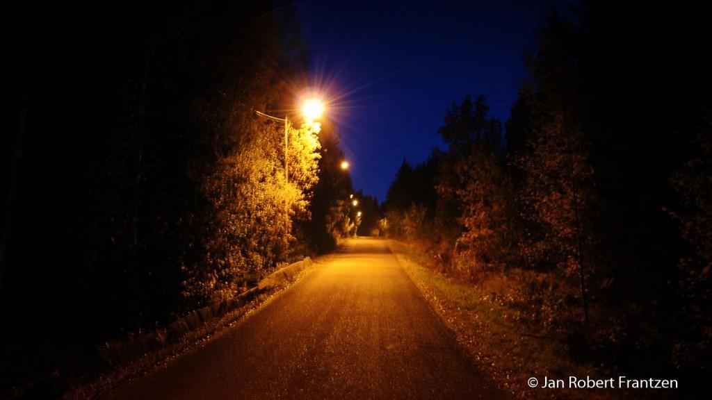 veiimørke